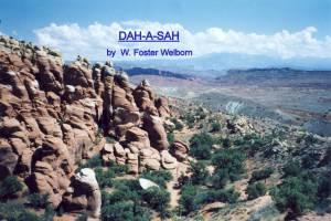 Dah-A-Sah Cover